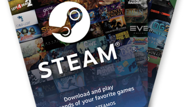Steam Gift Cards - 100 images - steam selling digital gift cards ...