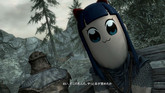 Skyrim Modders Add Pop Team Epic Characters to the Game