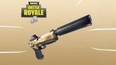 Fortnite Getting Sneaky Silencers