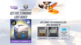 Twitch Prime Members Get 5 Free Overwatch Loot Boxes