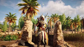 Assassin's Creed: Origins Has Sizable Day One Patch