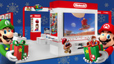 Nintendo Plans Holiday Pop-Up Experiences
