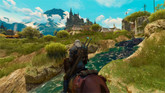 The Witcher 3: Wild Hunt Finally Gets PS4 Pro Patch