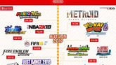 Nintendo Release Schedule for Late 2017/Early 2018 Unveiled