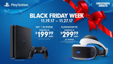 PlayStation Announces Official Black Friday Sales