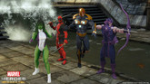 Marvel Heroes Shuts Down Early