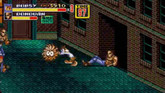 Rom Hack Puts Bubsy into Streets of Rage 2