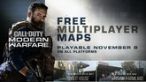 Lots of Free Call of Duty: Modern Warfare DLC Appears