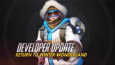 Overwatch Returns to Winter Wonderland with Focus on Mei