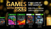 Xbox Games with Gold Brings Us Star Wars, Cars, and Lovers