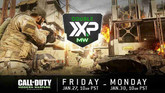 This Weekend's All About CoD XP