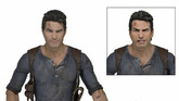 Uncharted's Nathan Drake Action Figure Can be Smarmy or Steaming Mad