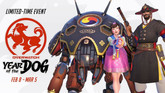 Overwatch's Year of the Dog Event Detailed