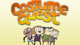 Costume Quest's Transforming into a Cartoon