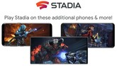 Google Stadia Now Supports More Phones