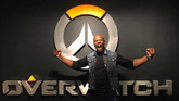 "Terry Crews ""Auditions"" for Overwatch's Doomfist"