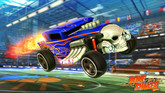 Rocket League Partnering with Hot Wheels