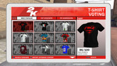 2K Removes Certain Shirts from NBA 2K18