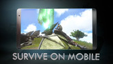 ARK: Survival Evolved Makes Dinosaurs Mobile