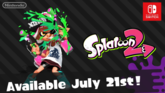 Here's All the Splatoon 2 News from the Nintendo Direct