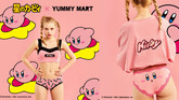 Kirby Lingerie coming to Japan