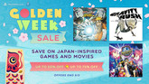 Cheap Japanese Games Star in Sony's Golden Week Sale