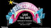 Bethesda's E3 2017 Showcase Is June 11