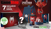 Spider-Man Collector Box Available at GameStop