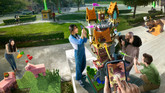 Build and Battle in the Real World With Minecraft Earth