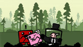 Super Meat Boy Saves Bandage Girl on Wii U Soon
