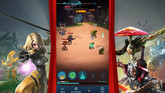 Battleborn Tap Is a Clicker Game