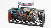 McFarlane's First Five Nights at Freddy's Building Set Sets the Stage