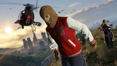 There's a Teen Wolf in Grand Theft Auto V