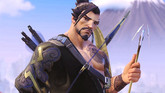 Overwatch's Hanzo Gets His Own Church