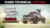 Grand Theft Auto Online Mods an Existing Vehicle