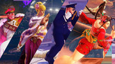 Street Fighter V Celebrates 30th Anniversary with Costumes