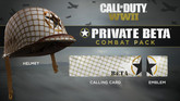 Call of Duty: WWII Beta Players Get Special Rewards