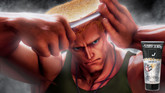 Street Fighter's Guile Found the Best Hair Gel