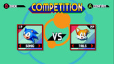 Sonic Mania Will Have Split-Screen Competition Mode