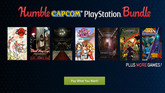 Capcom Games Are in the First Humble PlayStation Bundle