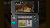 Minecraft Available on New 3DS Systems