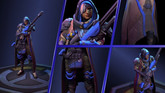 Overwatch's Ana and Junkrat Joining Heroes of the Storm