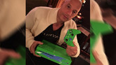 Fast and Furious Themed Xbox One S Created for Charity