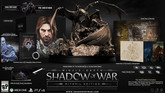Middle-Earth Shadow of War's 3 Special Editions Detailed
