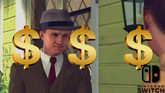 L.A. Noire Will Be $10 More on the Switch