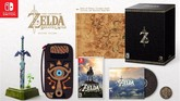 Zelda: Breath of the Wild Master Edition Revealed
