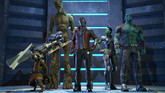 Telltale Really Unveils Guardians of the Galaxy