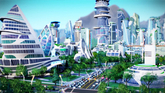 Property Developer Uses Screenshot from SimCity