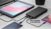 Get a Charge FAST with Mobile Edge's High-Capacity Power Bank
