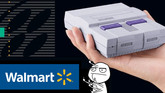 Walmart Pulls the Rug Out from Under Some Super NES Classic Pre-Orders